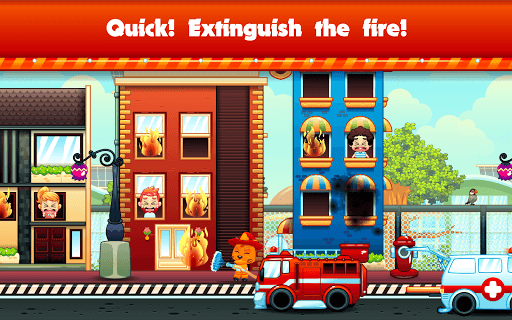 Marbel Firefighters - Kids Heroes Series android2mod screenshots 15