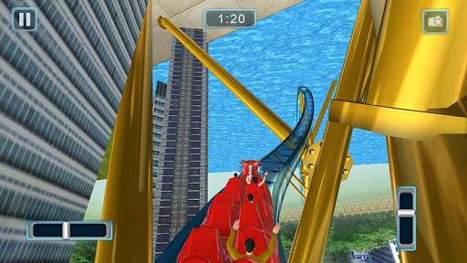 Reckless Roller Coaster Sim: Rollercoaster Games  screenshots 8