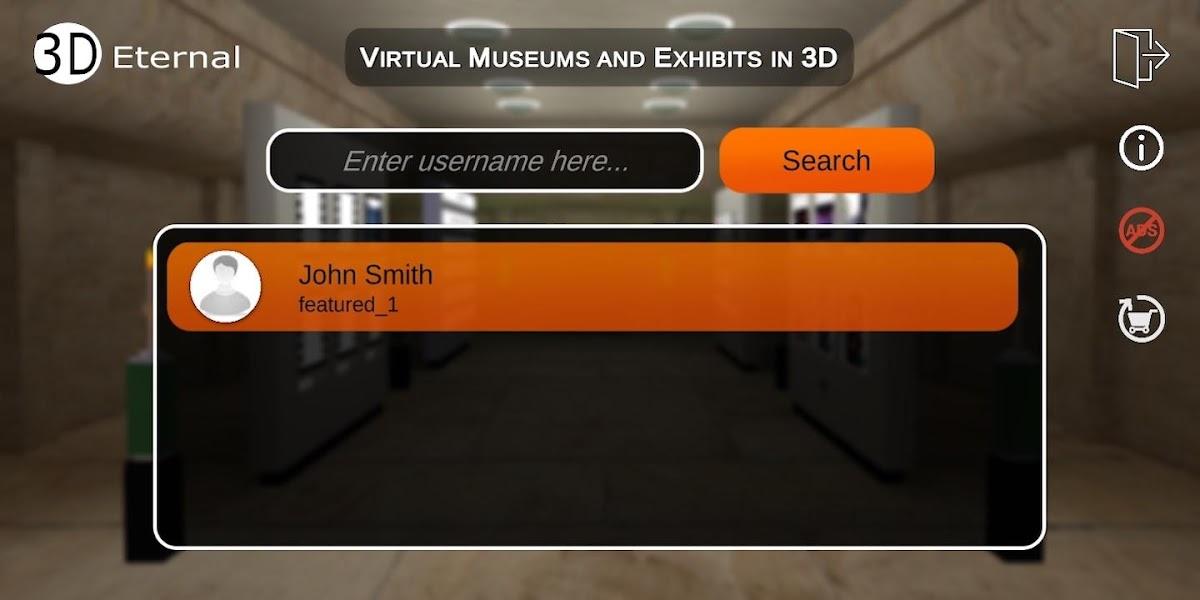Eternal 3D Museums & 3D Exhibits