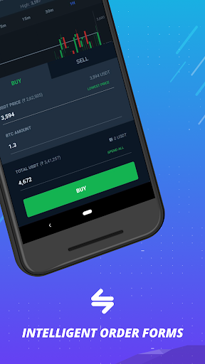WazirX - Bitcoin, Crypto Trading Exchange India android2mod screenshots 5