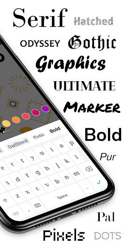 FontBoard - Font & Emoji Keyboard 1.3.2 Screenshots 2