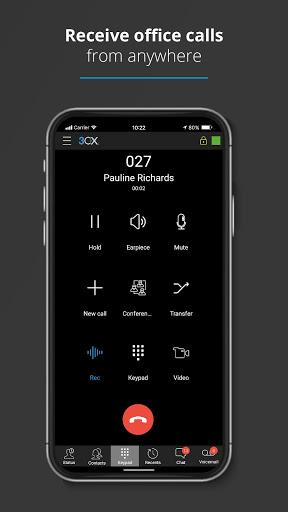 3CX Communications System 16.6.2 Screenshots 2