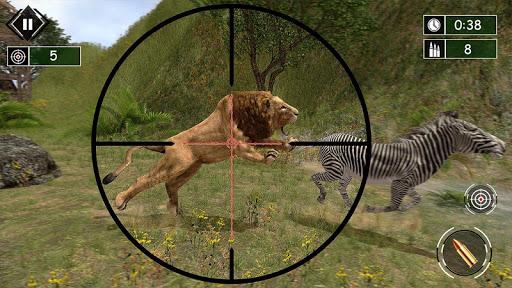 Crocodile Hunt and Animal Safari Shooting Game  screenshots 4