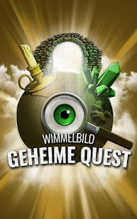 Geheime Mission - Wimmelbildspiel auf Deutsch Screenshot