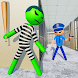 Stickman Incredible Monster : Hero Prison Escape