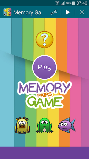 Animals 1, Memory Game (Pairs) For PC Windows (7, 8, 10, 10X) & Mac Computer Image Number- 5