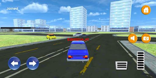 Online Car Game modiapk screenshots 1
