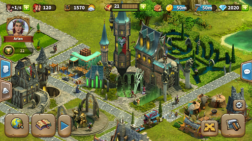 Elvenar - Fantasy Kingdom  screenshots 16