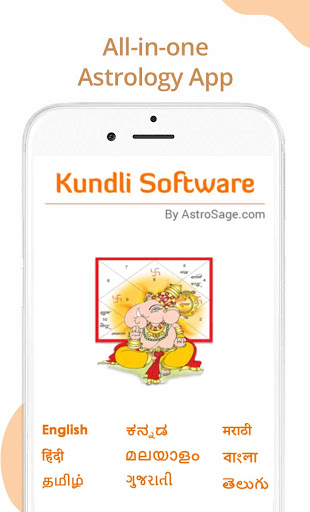 Kundli Software: Astrology & Horoscope, Chat/ Call  screenshots 1
