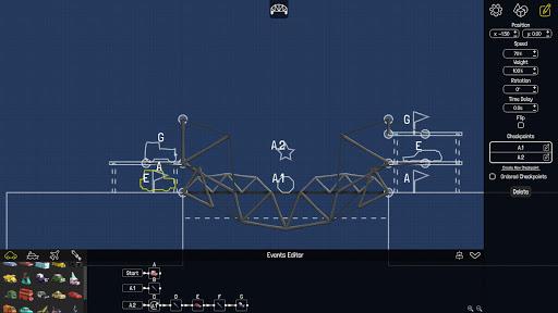 Poly Bridge Apkfinish screenshots 2