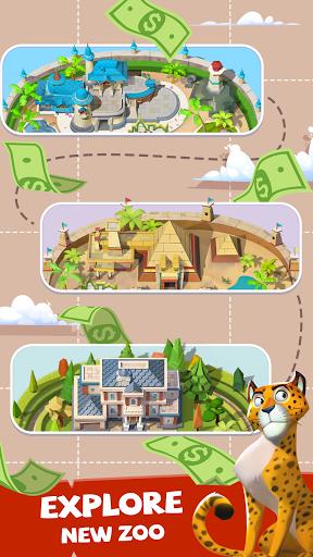 Merge Animal Kingdom - Zoo Tycoon 1.6.0 screenshots 8