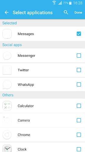 Flash notification on Call & all messages 10.3 Screenshots 7