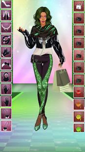 ドレスアップゲーム:ポップスター-変身ファッションサロン