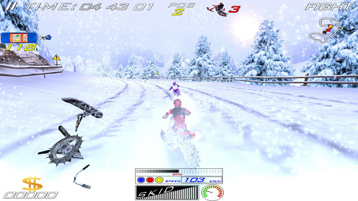 XTrem SnowBike 6.8 screenshots 6