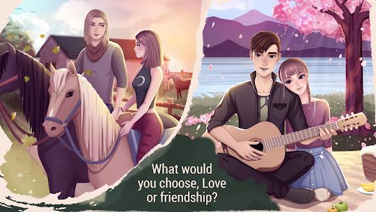 Love Story Games: Teenage Drama Mod Apk 40.2 (Free Shopping) 1