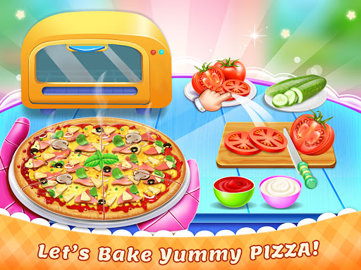 Cooking Pizza Maker Kitchen Food Cooking Games 0.12 screenshots 13
