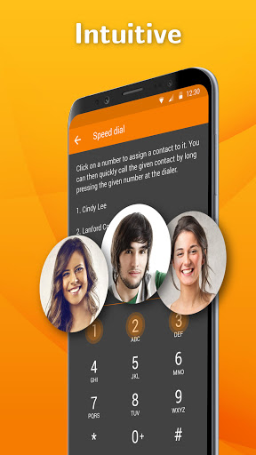 Simple Dialer - Manage your phone calls easily 5.6.1 Screenshots 3