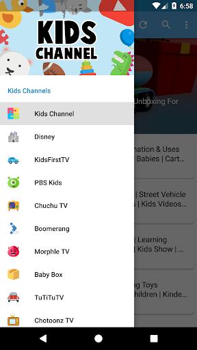 Kids Videos 1.4 Screenshots 1