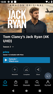 Amazon Prime Mod Apk v3.0.285.22147 (Premium Unlocked) 2