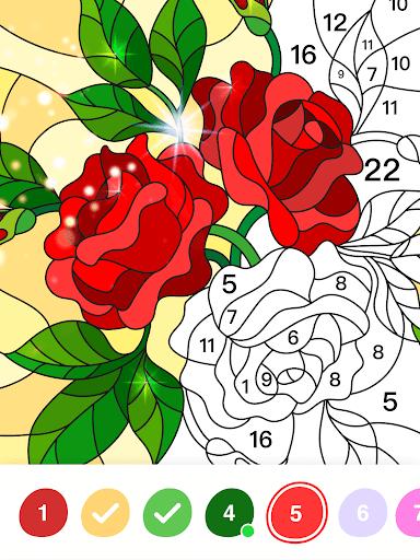 No.Paint - Relaxing Coloring games 2.2.3 screenshots 19