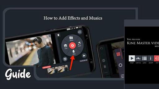 Tips Pro For Kine Master Video Editing 7.64 Screenshots 1