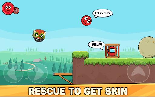 Bounce Ball 6: Red Bounce Ball Hero 5.2 Screenshots 10