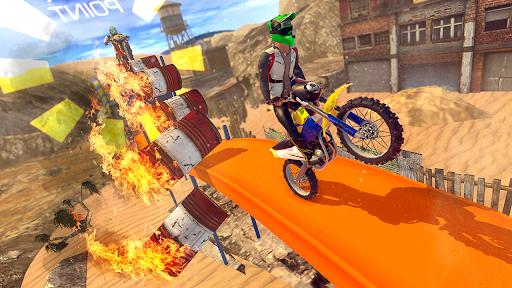 Real Bike Stunts - New Bike Race Game 1.5 screenshots 9