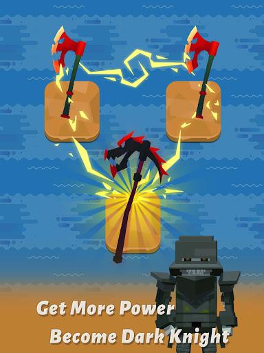 Merge Axe - Idle Blacksmith Master modavailable screenshots 6