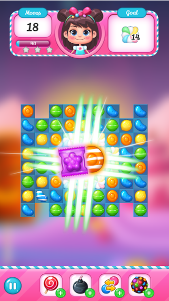Yummy Candy – New Matching Game 2020