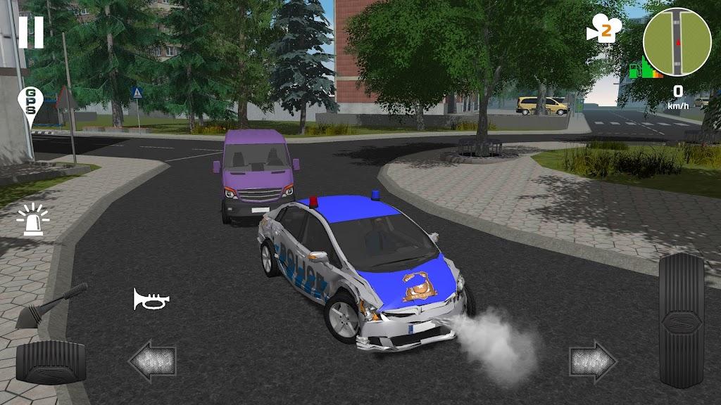 Police Patrol Simulator poster 14