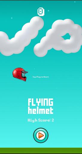 flying helmet screenshot 1
