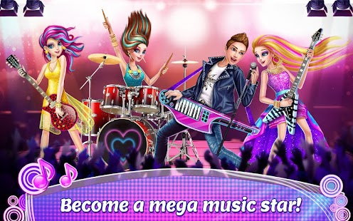 Music Idol - Coco Rock Star Screenshot