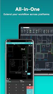 DWG FastView-CAD Viewer & Editor screenshots 7