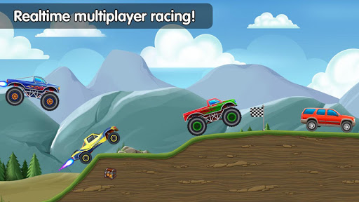 Race Day - Multiplayer Racing  Screenshots 1