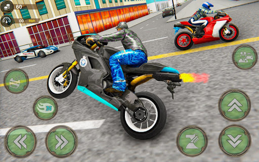 San Andreas Crime Fighter City  screenshots 21