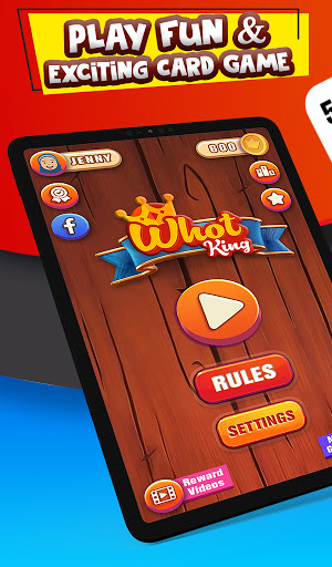 Whot King: Multiplayer Card Game free + offline 5.2.1 screenshots 7