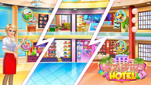 Rich Girls Hotel - Shopping Games & Vacation 1.2 screenshots 3