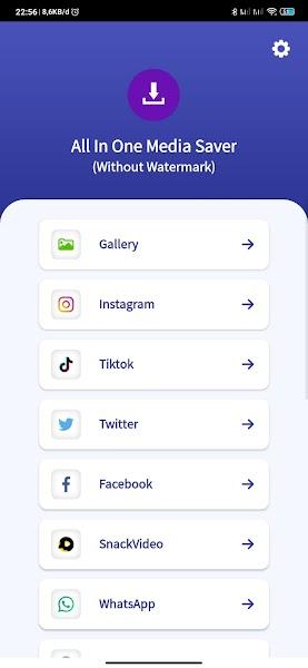 All Social Media Downloader