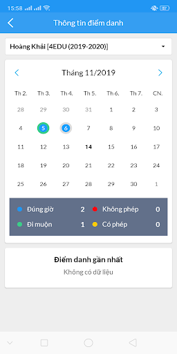 vnEdu Connect 2.4.4 Screenshots 7