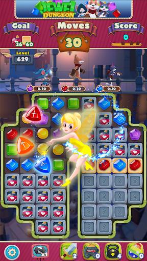 Jewel Dungeon - Match 3 Puzzle 1.0.99 screenshots 3