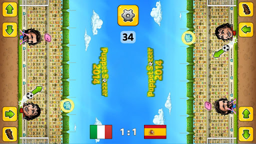 u26bdPuppet Soccer 2014 - Big Head Football ud83cudfc6  screenshots 24