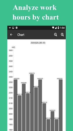 Timesheet - Time Card - Work Hours - Work Log apktram screenshots 6