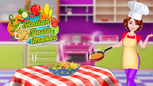 Italian Pasta Maker: Cooking Continental Foods 1.0.4 screenshots 6