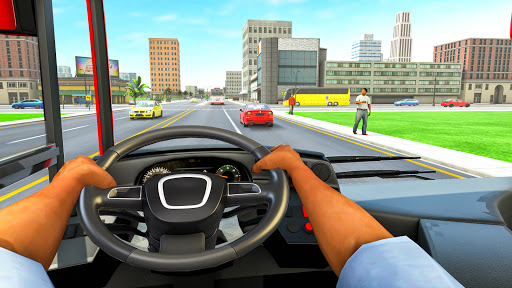 Euro Coach Bus City Extreme Driver 2.7 Screenshots 4
