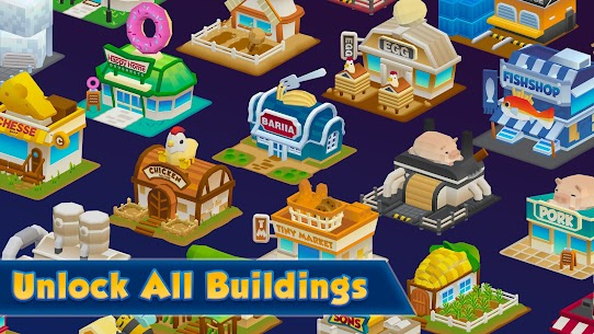 City Builder : Pick-up And Delivery MOD APK 0.5.8 (Free Purchase) 3