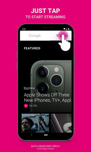T-Mobile Play  screenshots 2