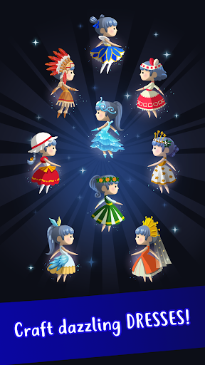 Light a Way : Tap Tap Fairytale  screenshots 4