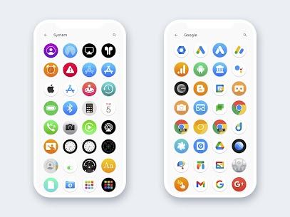 iPear 14 APK- Round Icon Pack (PAID) Download Latest 9