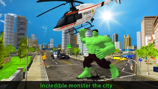 Incredible Monster City Battle Apk Download 5