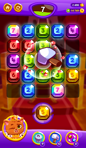 Bubbu Jewels - Merge Puzzle 1.13 screenshots 24